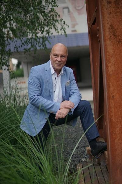 Lifecoach Businesscoach Rainer Flamm mit Überzeugung